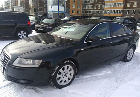 Audi A6 3.2 AT, 2005, седан